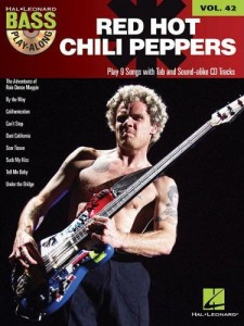 Red Hot Chili Peppers: Bass Play-Along (Vol. 42)