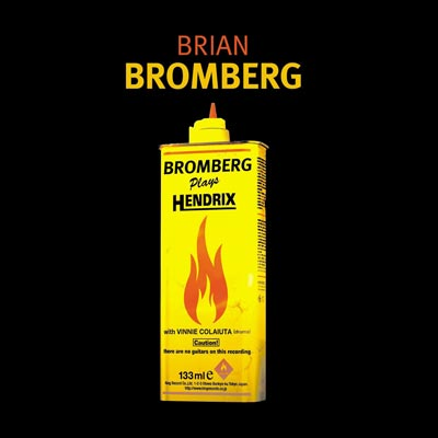 Brian Bromberg Releases Hendrix and Jobim Tribute Albums in U.S.