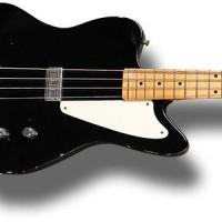 "Fender Custom Shop Unveils Limited Edition Relic La Cabronita ""Boracho"" Bass"