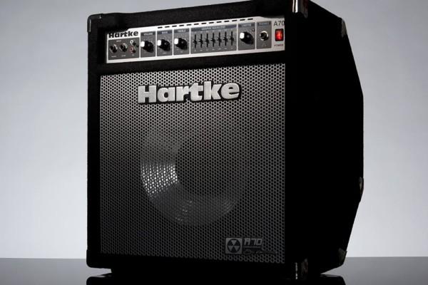 Hartke Introduces Limited Edition David Ellefson Signature Combo A70 Bass Amp