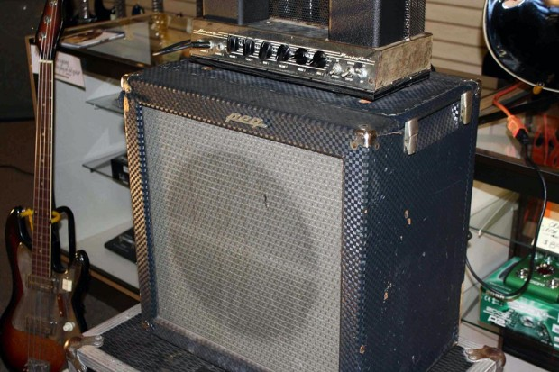 Ampeg Amp said to be owned by James Jamerson