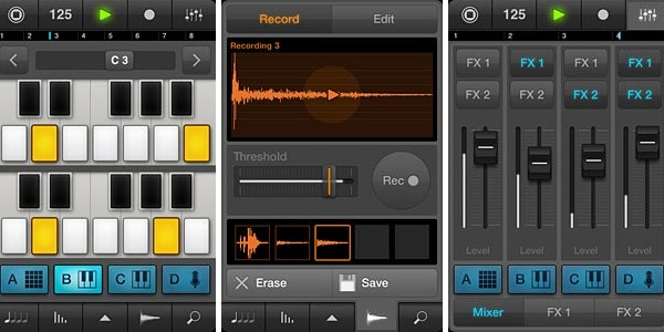 iMaschine: A Look at the Beat Sketch Pad for iOS