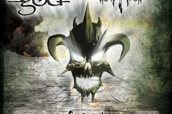 Lamb of God/Dethklok Headlining Tour Cancelled