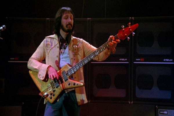 Won't Get Fooled Again: John Entwistle's Isolated Bass (Live, 1978)