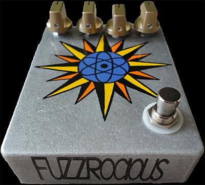 Fuzzrocious Pedals Introduces Heliotropic Stompbox