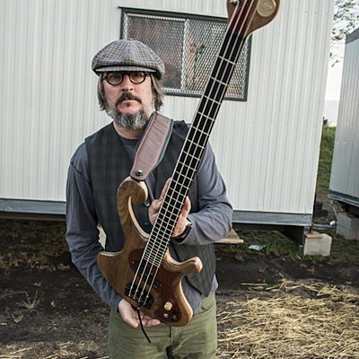 Les Claypool Auctions Personal Pachyderm Prototype Bass