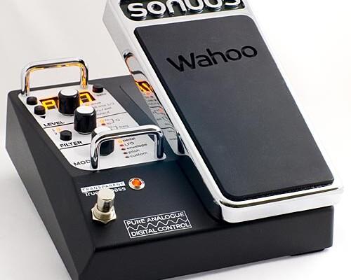 Sonuus Set to Ship Wahoo Dual Analog Filter Pedal
