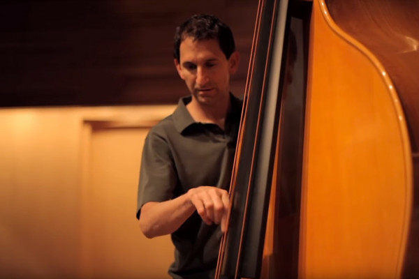 Nothing but Bass: Nico Abondolo Plays the Octobass