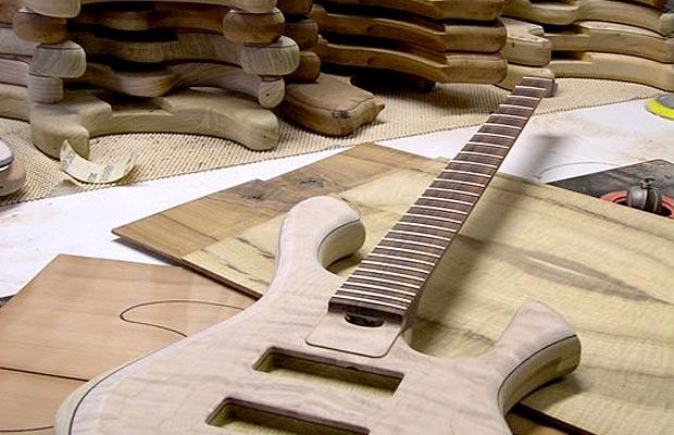 Skjold Design Guitars bass bodies