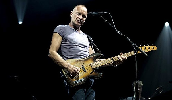 Sting Announces Back to Bass Tour Coming to Europe This Fall