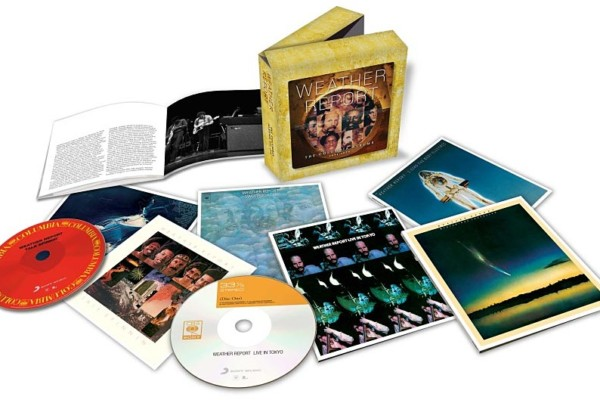 """Columbia Releases """"Weather Report: The Complete Columbia Albums 1971-1975"""""""