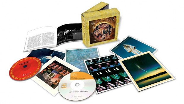 Weather Report: The Complete Columbia Albums 1971-1975