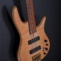 Fodera Introduces Monarch 4 Standard Bass Guitar