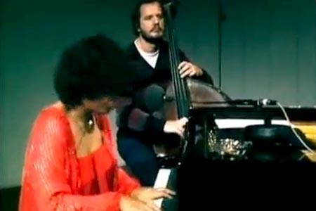 NHØP and Tania Maria: Baião Improvisado