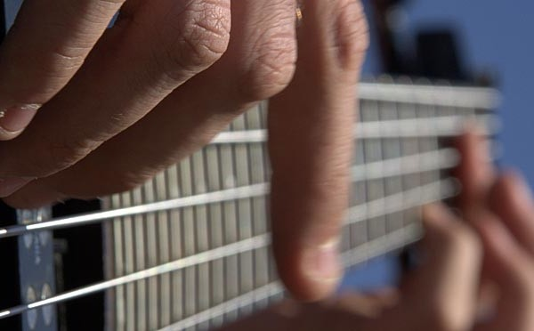 Building Bass Lines: Navigating More Changes