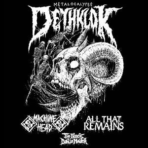 Dethklok Announce Tour with Machine Head, All That Remains, and the Black Dahlia Murder