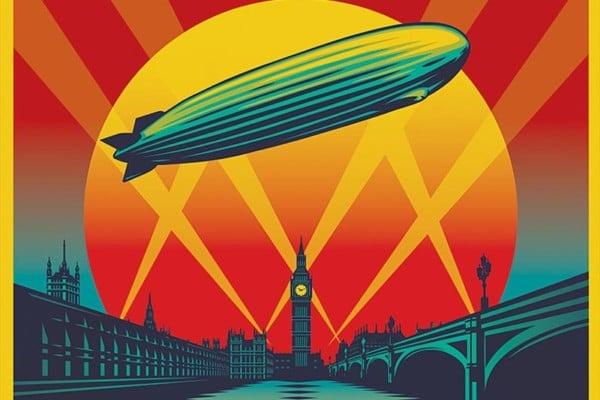 Led Zeppelin Announce New Live DVD, Celebration Day