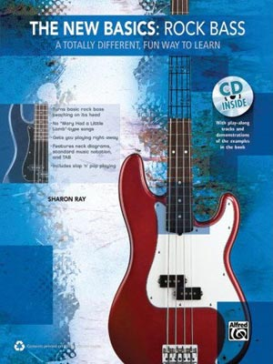 """Alfred Publishes """"The New Basics – Rock Bass"""""""