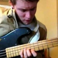 """Christian Harger: """"Somewhere Over the Rainbow"""" Solo Bass Arrangement"""