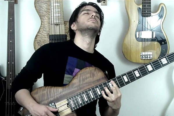 """Andres Rotmistrovsky: Solo Bass Arrangement of """"You've Got a Friend In Me"""""""