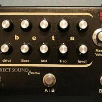 Correct Sound Custom Introduces BETA Bass Preamp Pedal