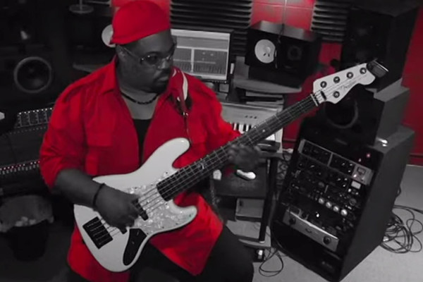 """Derrick Murdock / David """"Fingers"""" Haynes Jam"""