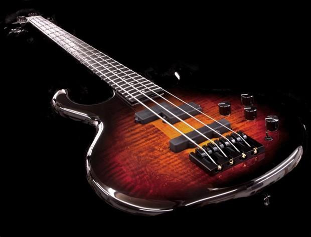 Pedulla MVP Bass - 4-AA-TSB-L
