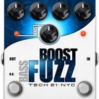 Gear Review: Tech 21 Bass Boost Fuzz Pedal