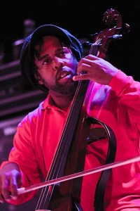 Victor Wooten Performing on Cello