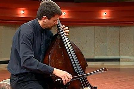 Jeff Bradetich: Bach Cello Suite No. 1, I. Prelude