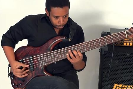 Rich Brown: Solo Bass Beauty