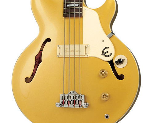Bass of the Week: Epiphone Jack Casady Signature Bass