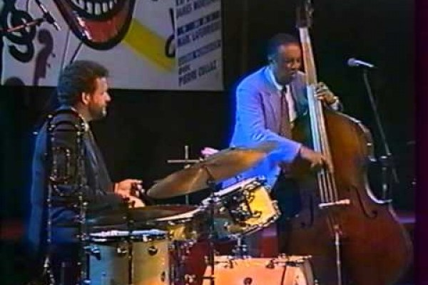 Ray Brown Trio: Lady Be Good