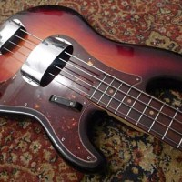 La Bella Strings Launches First Bass Guitar: The Olinto