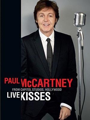 """Paul McCartney Releases """"Live Kisses"""" DVD"""