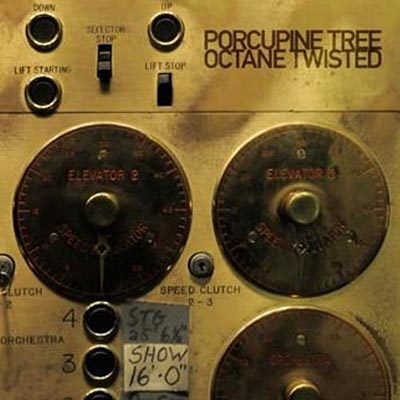 """Porcupine Tree Releases """"Octane Twisted"""""""