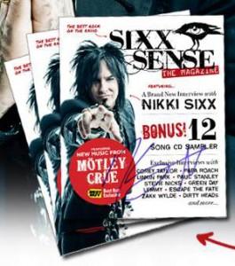 Sixx Sense Magazine