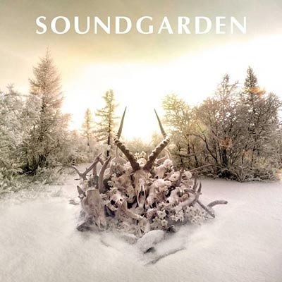"Soundgarden Release ""King Animal"", Announce Tour Dates"