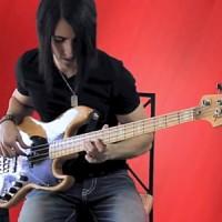 "Marcelo Feldman: Jackson 5's ""I'll Be There"" Solo Bass Cover"