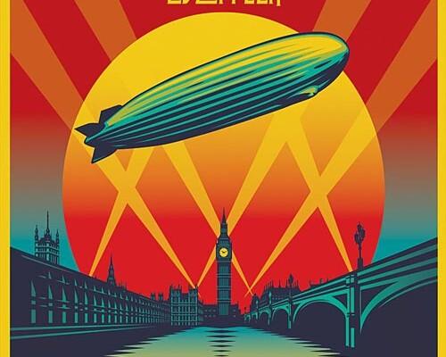 "Led Zeppelin Releases ""Celebration Day"""