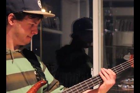 """Adam Stevens: All Bass """"Chameleon"""""""