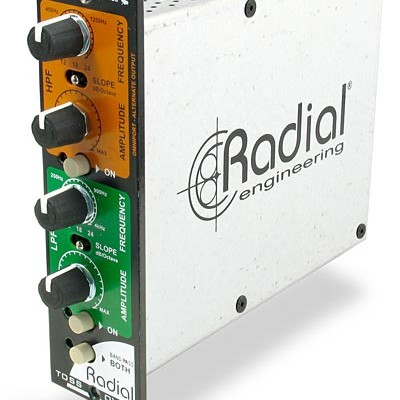Radial Engineering Introduces Tossover Variable Frequency Divider