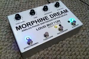 Loud Button Electronics Morphine Dream Pedal