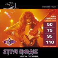 Rotosound Updates Steve Harris Signature Bass Strings