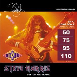 Rotosound Steve Harris Signature Bass Strings