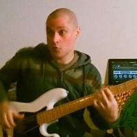 Viaceslav Svedov: RHCP Bass Medley
