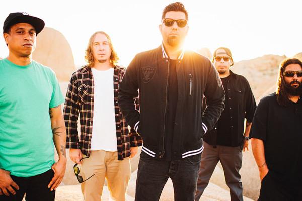 Deftones Announce Spring Tour Dates