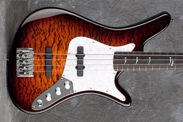 Bass of the Week: Carvin SB4000