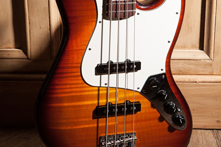 Fender Introduces Select Active Jazz Bass