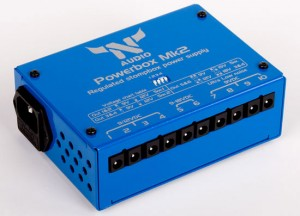 N-Audio Powerbox Mk2 Stompbox Power Supply